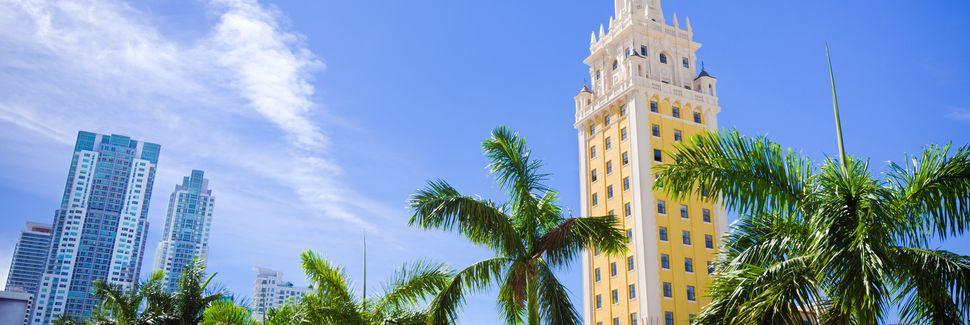 Baixa de Miami, Miami, Florida, Estados Unidos