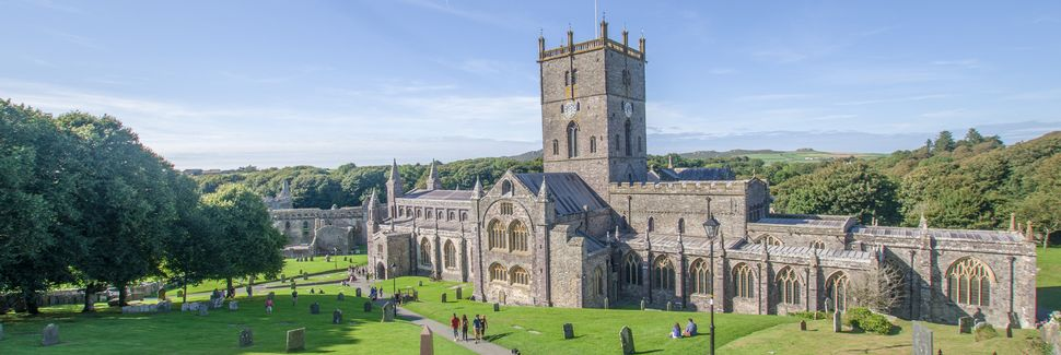 Saint David's, Pembrokeshire, UK