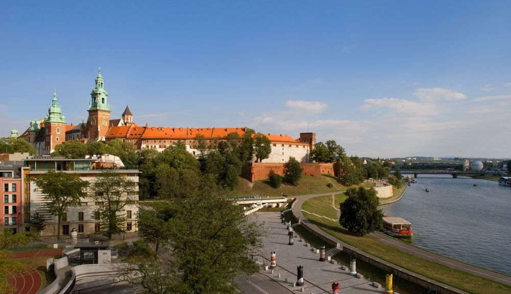 Podgórze, Kraków, małopolskie, Polska
