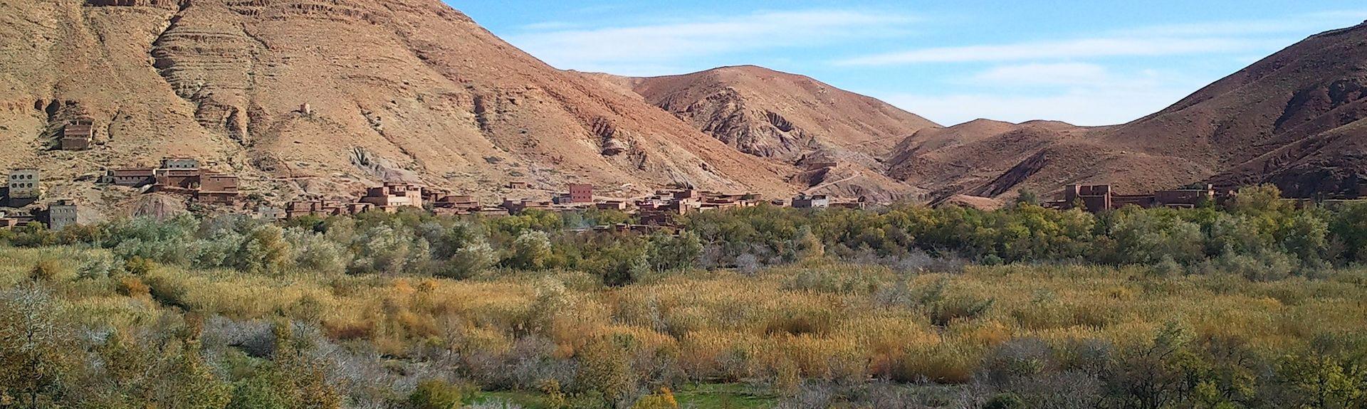 Skoura, Drâa-Tafilalet, Morocco