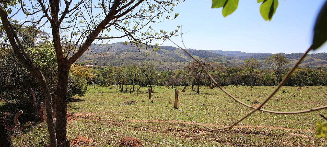 Brumadinho, Minas Gerais, Brasilien