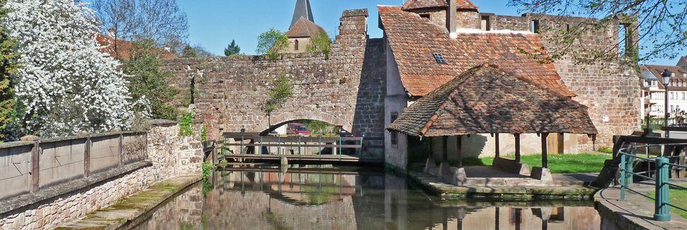 Aschbach, France