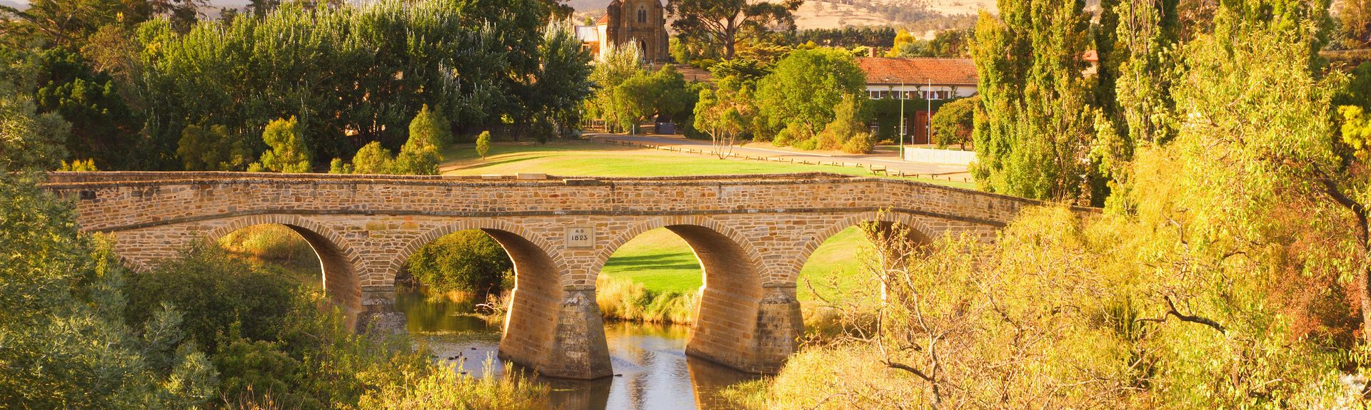 Richmond, Tasmanie, Australie