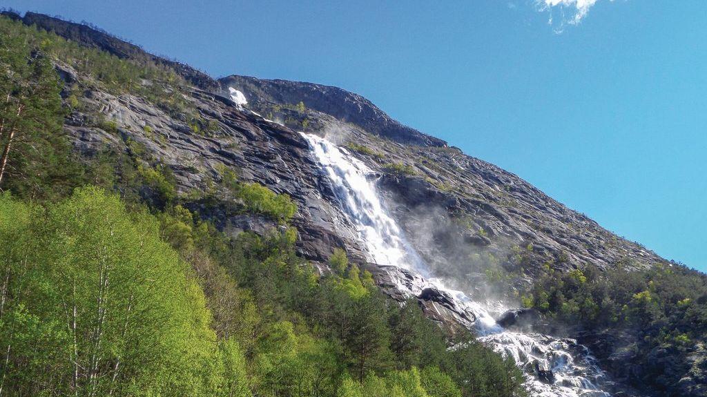 Etne, Comté de Hordaland, Norvège