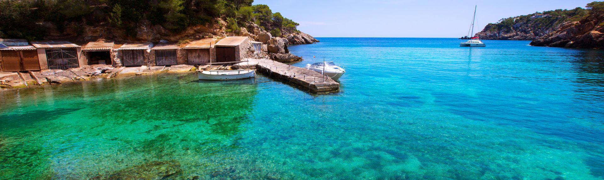 Santa Eulalia del Río, Isole Baleari, Spagna
