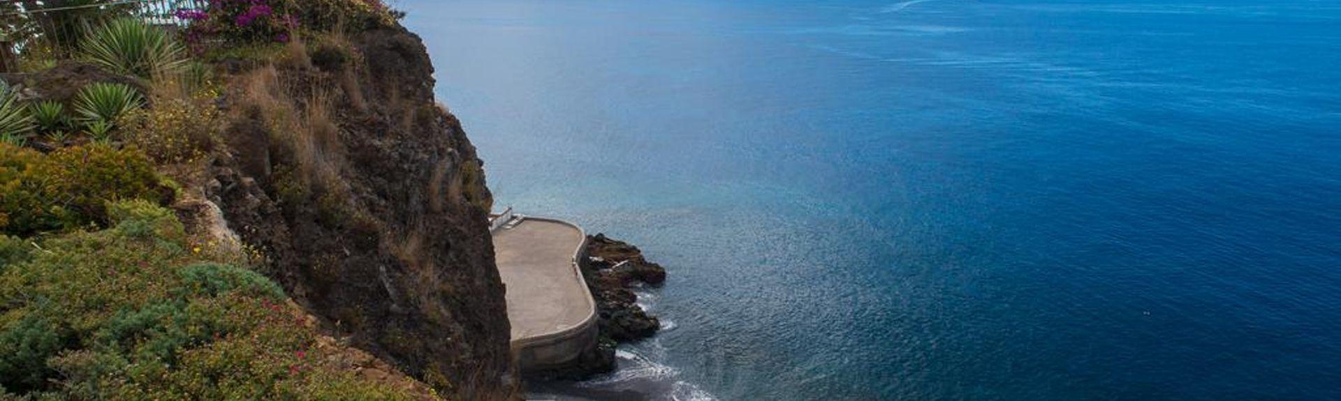 Grutas e Centro do Vulcanismo de São Vicente, São Vicente, Região Autónoma da Madeira, Portugal