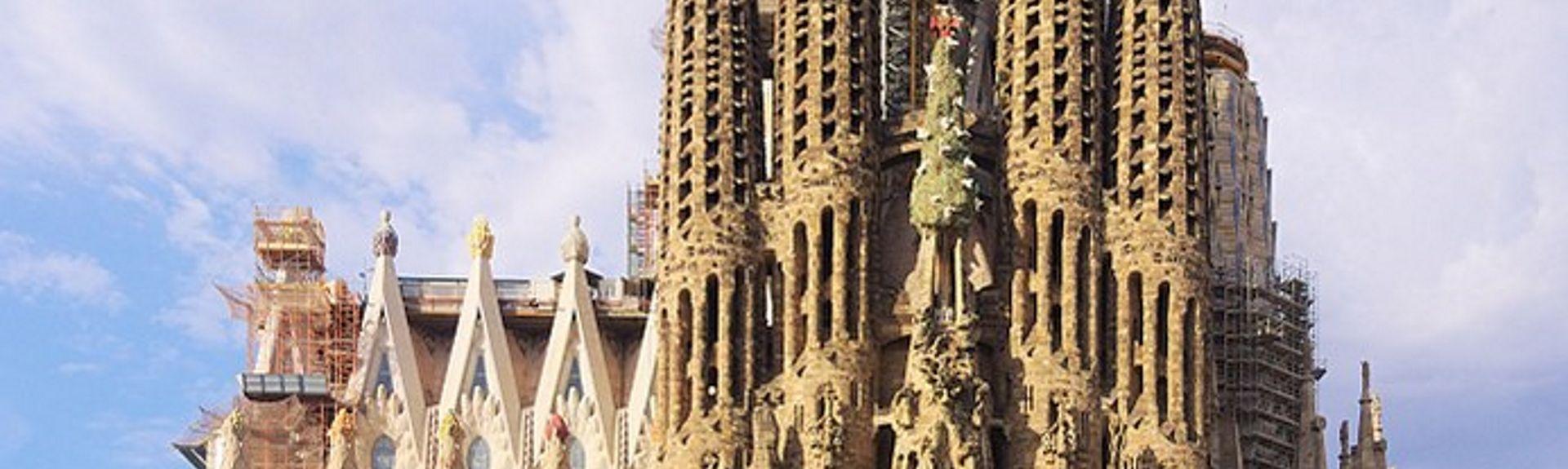 Santa Maria de l'Avall, Barcelona, Spain