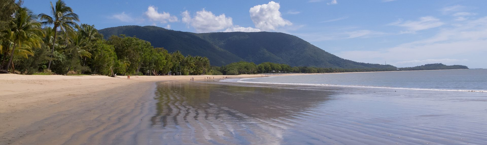 Trinity Beach, Cairns, Cairns, Queensland, Australia