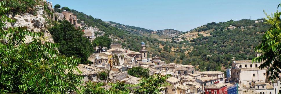 Ragusa, Sicilia, Italia