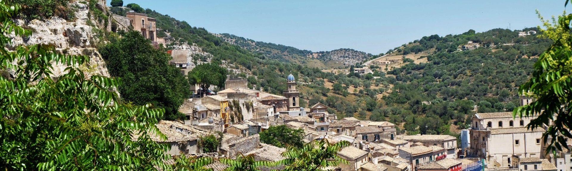 Ragusa, Sicilien, Italien