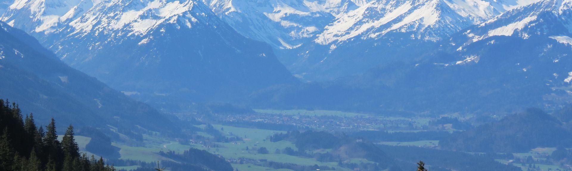 Obermaiselstein, Bavière, Allemagne