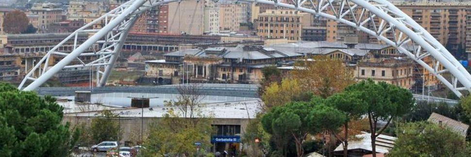 Quartiere XI Portuense, Rome, Italy