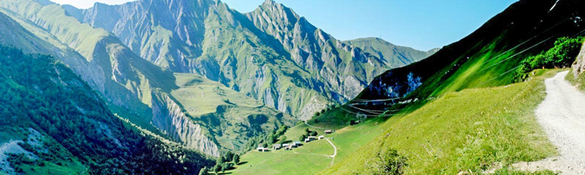Val-Thorens, Saint-Martin-de-Belleville, Auvergne - Rhône - Alpes, Frankrike