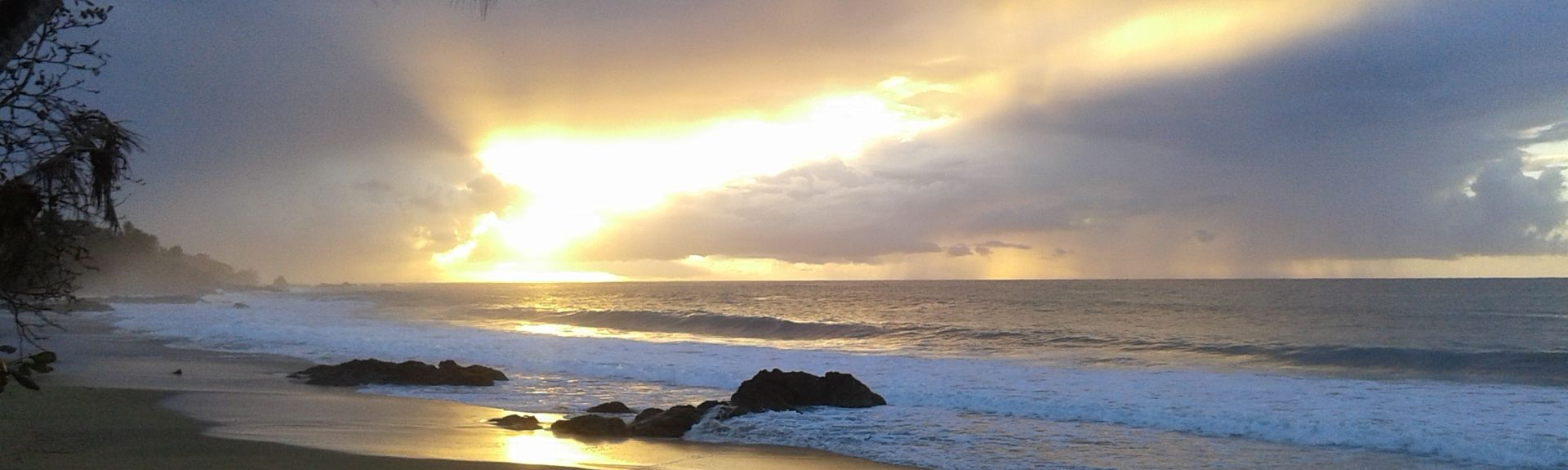 Englishman's Bay, Charlotteville, Tobago, Trinidad and Tobago