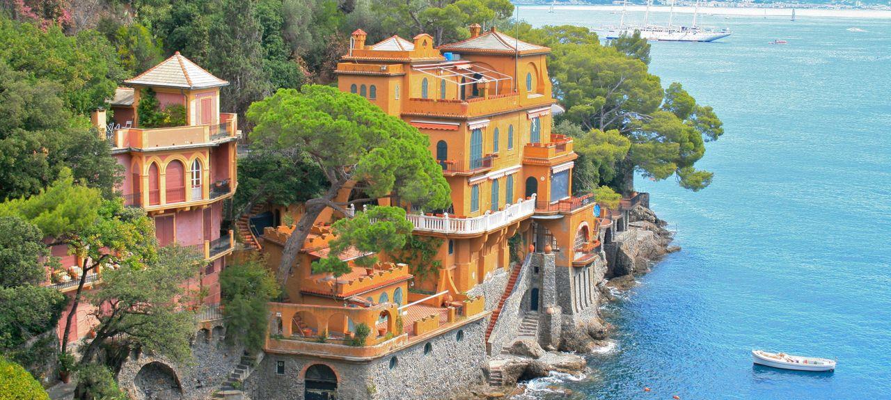 Coreglia Ligure, Metropolitan City of Genoa, Liguria, Italy