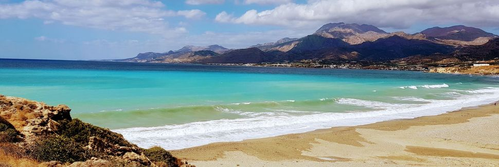 Koutsounari, Ierapetra, Kreta, Griekenland
