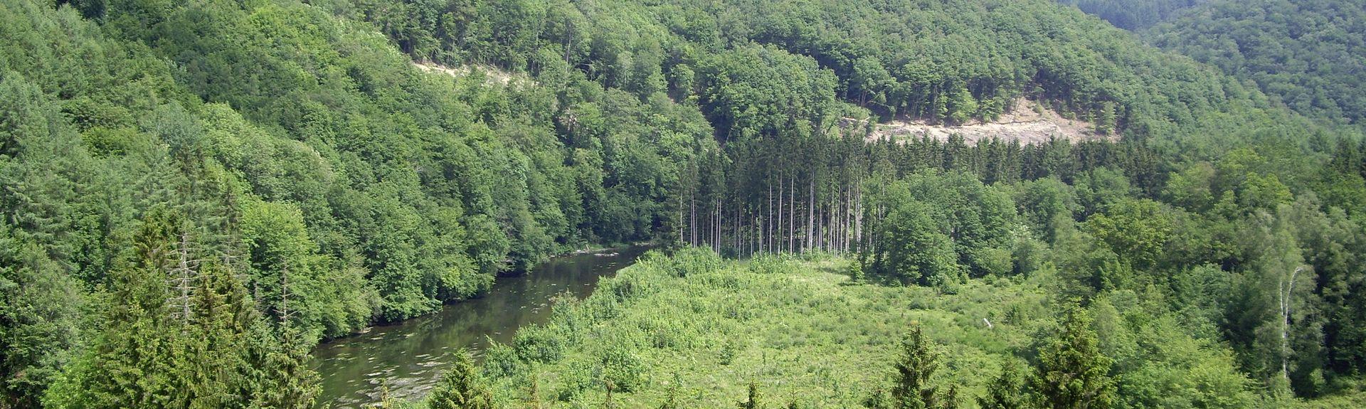 Chiny, Wallonische Region, BE
