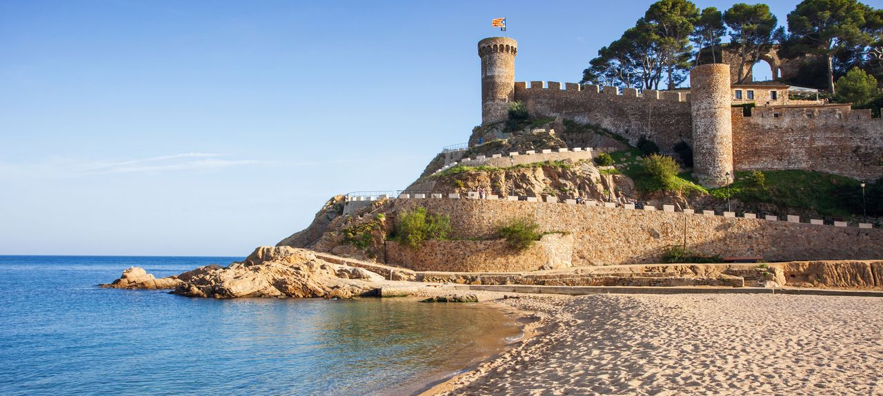 Tossa de Mar, Girona, Spain