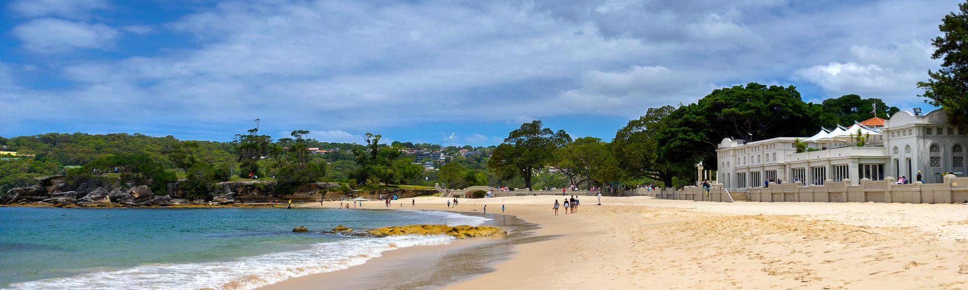 Balmoral Beach, Sydney NSW, Australia