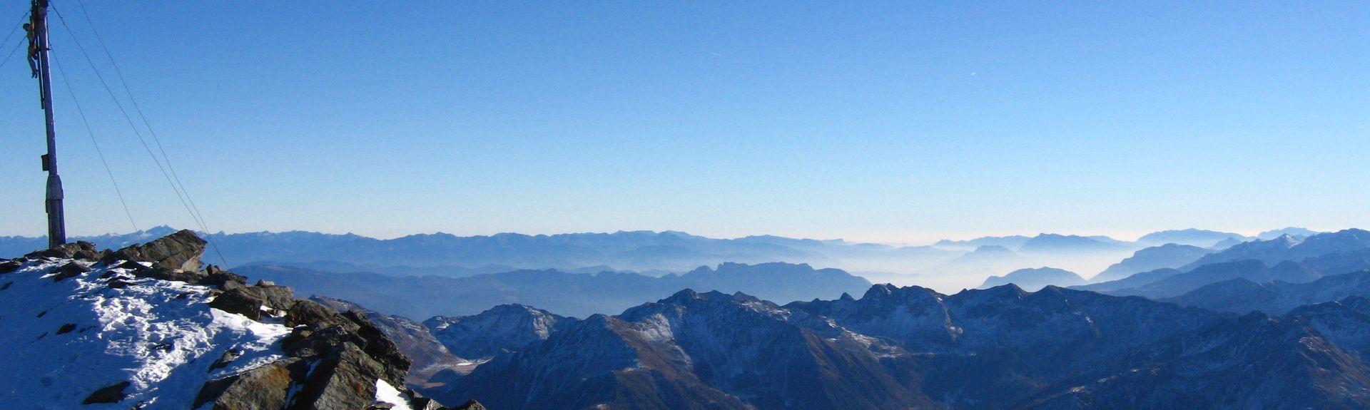 Caines, Trentin-Haut-Adige, Italie