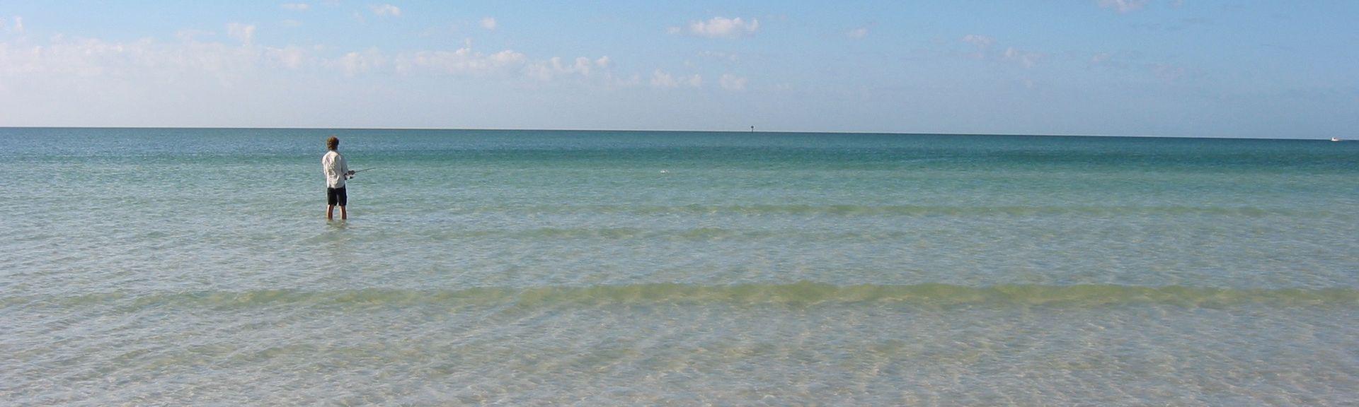 Palm Island, Siesta Key, FL, USA