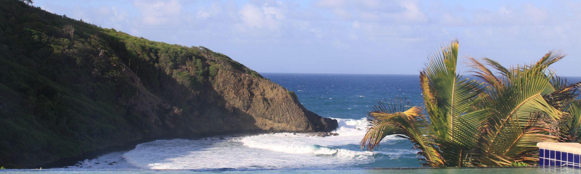 Cas En Bas, Saint Lucia