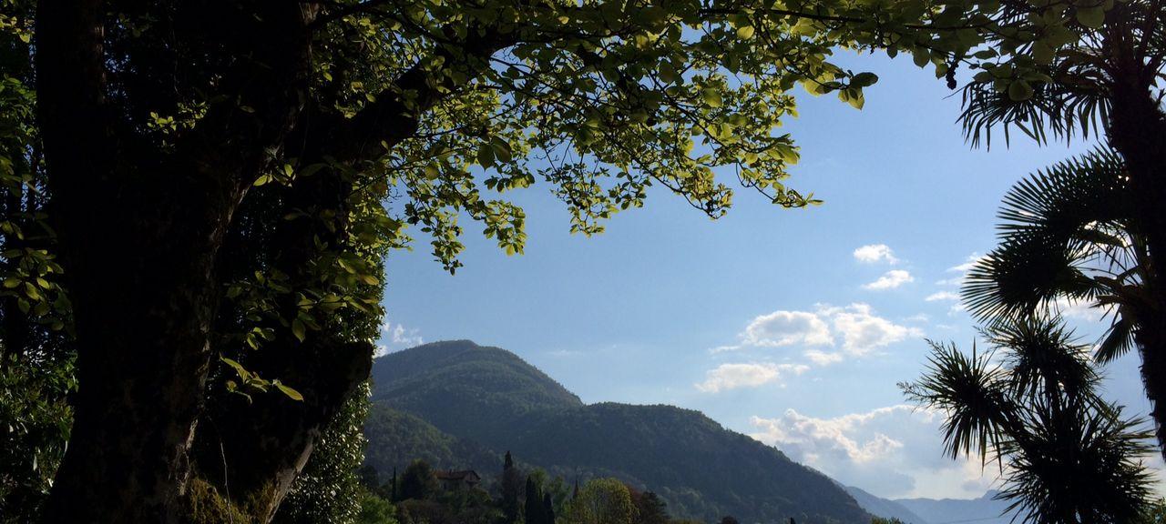 Ramponio Verna, Lombardie, Italie
