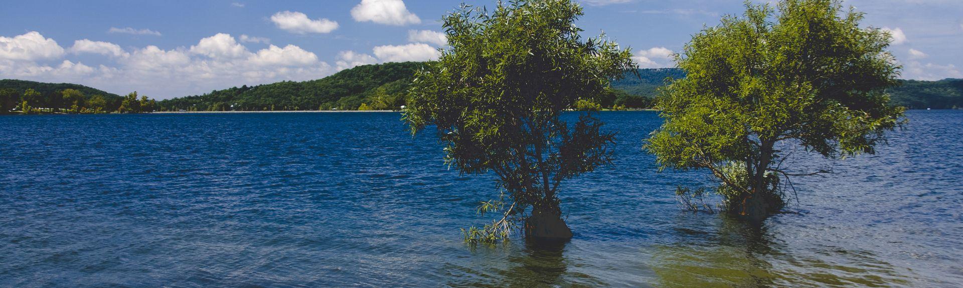 Beaver Lake, Rogers, Arkansas, United States of America