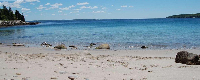 Farol de Terence Bay, Terence Bay, Nova Escócia, Canadá