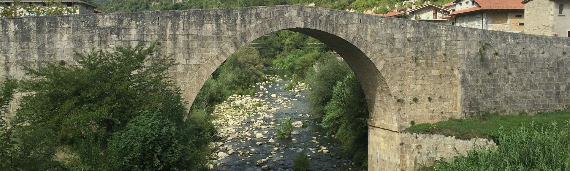 Acquasanta Terme, Marche, Włochy