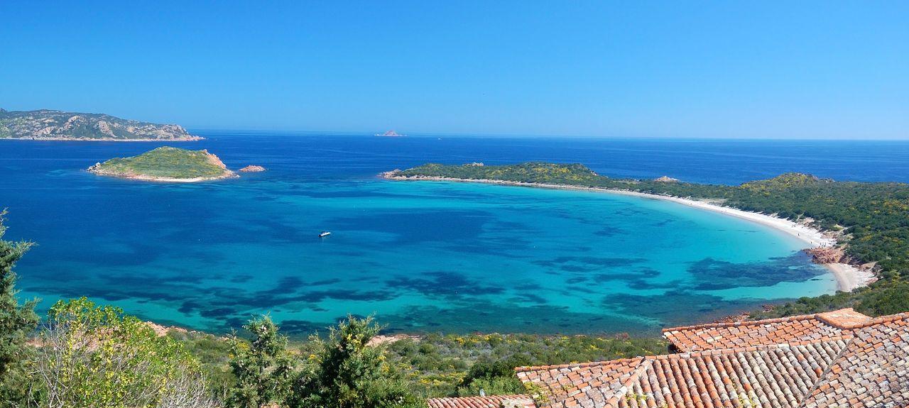 San Teodoro, Sardinien, Italien