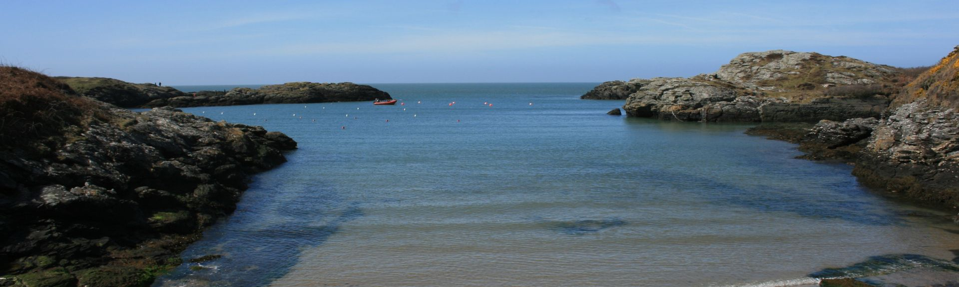 Rhosneigr, Isle of Anglesey, UK