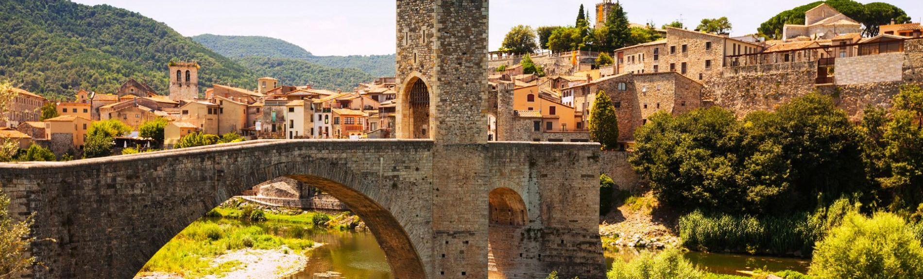 Brunyola, Girona, Spain