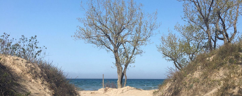 Parque provincial North Beach, Consecon, Ontario, Canadá