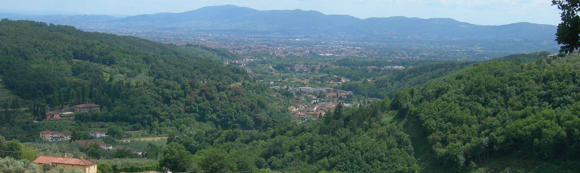 Quarrata, Toscane, Italië