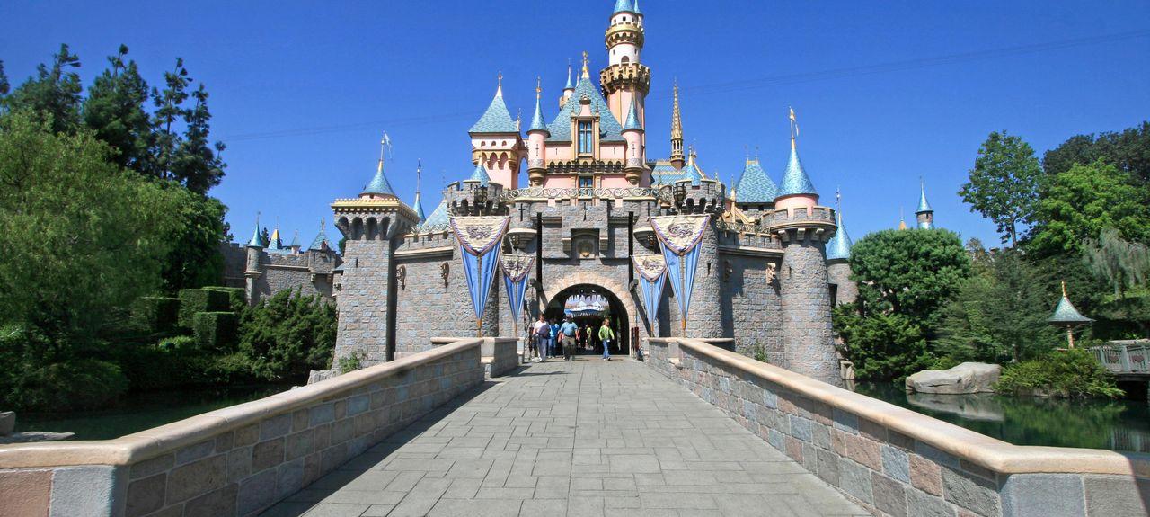 Disneyland, Anaheim, CA, USA