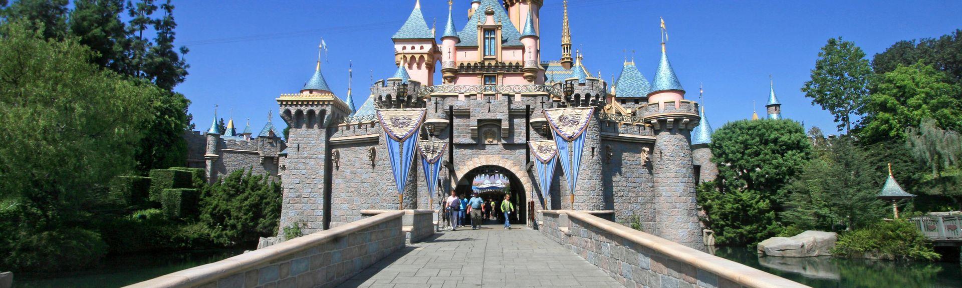 Disneyland® (Disneilândia), Anaheim, Califórnia, Estados Unidos