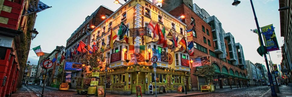 Dublin Southside, Dublin, Dublin (område), Irland