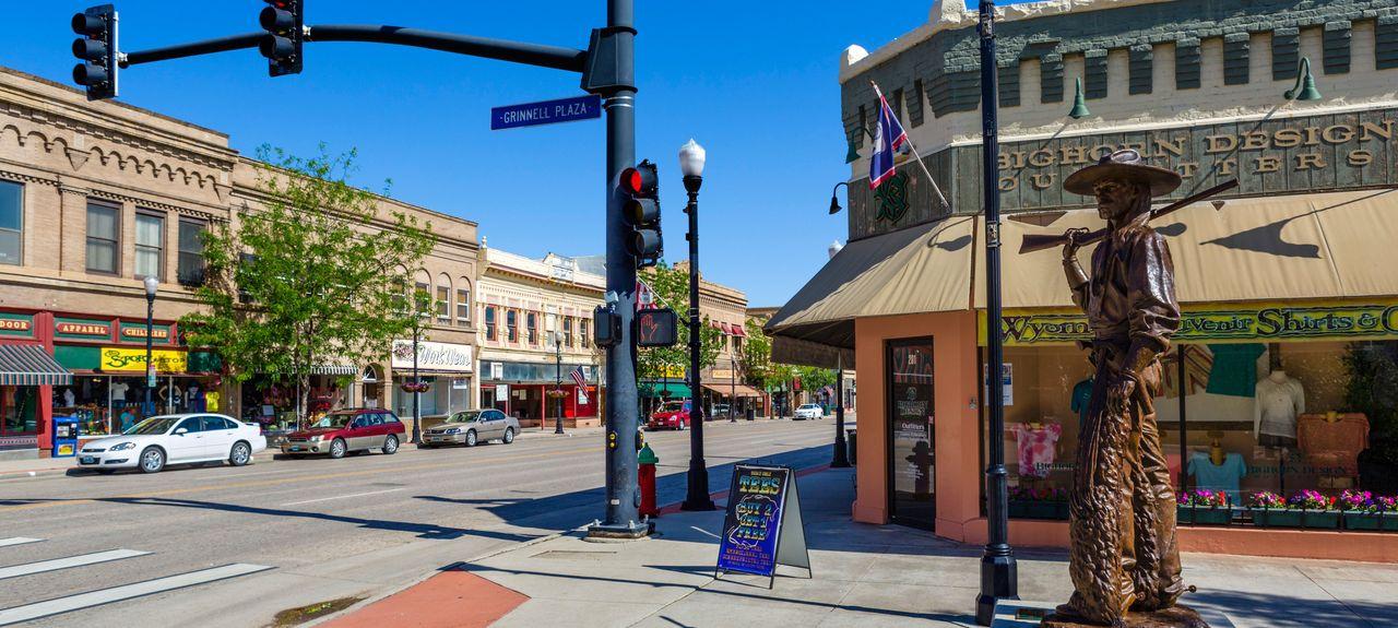 Sheridan, Wyoming, Estados Unidos