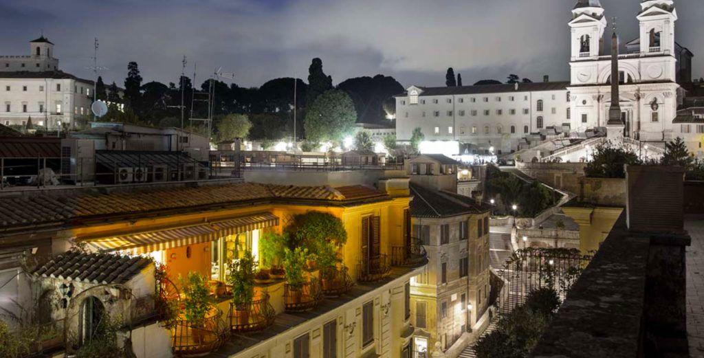 Rione VI Parione, Roma, Lazio, Italia