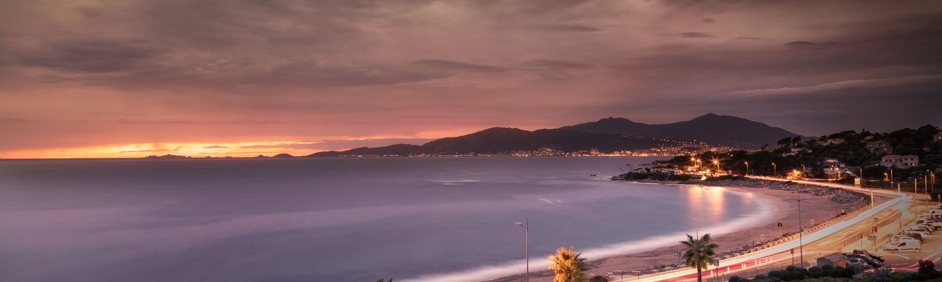 Porticcio, Grosseto-Prugna, Korsika, Frankreich