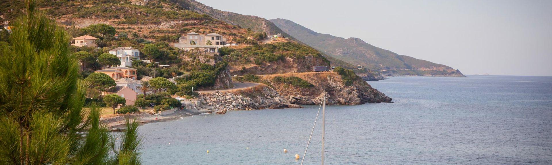 Macinaggio, Haute Corse, France