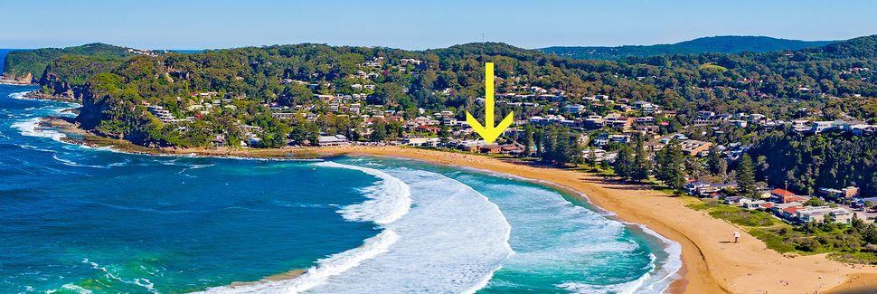 Hardys Bay Killcare, Killcare, Nouvelle-Galles-du-Sud, Australie