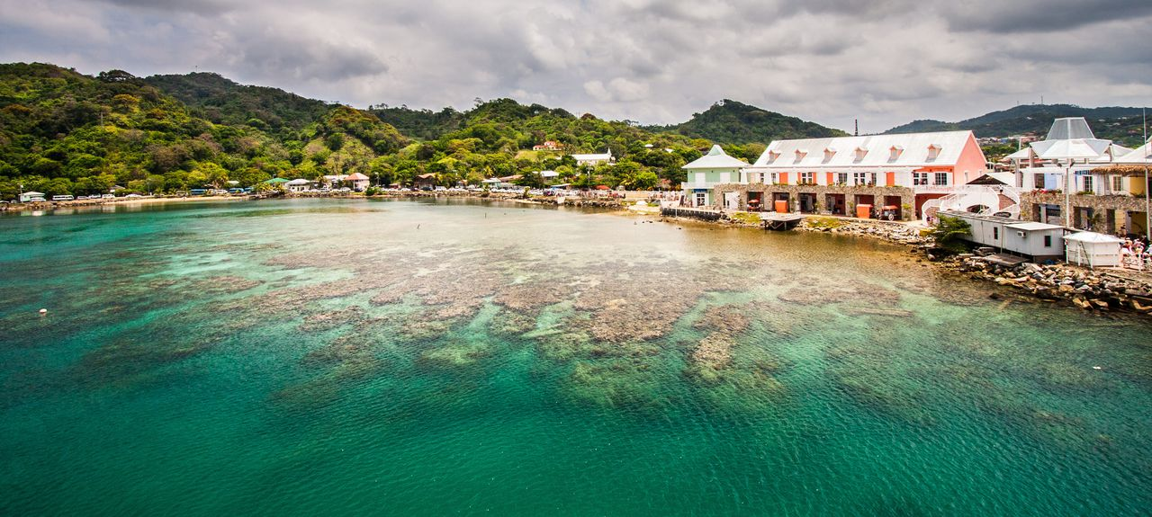 Roatan, Bay Islands, Honduras