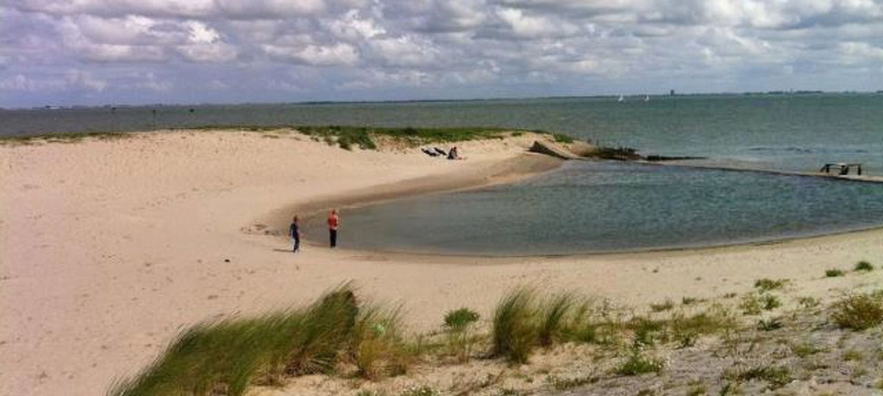 Brouwersdam Beach, Renesse, Netherlands