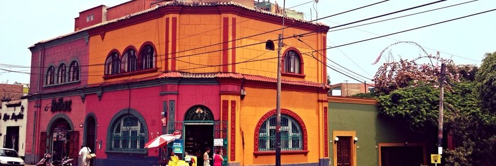 Lima (område), Peru