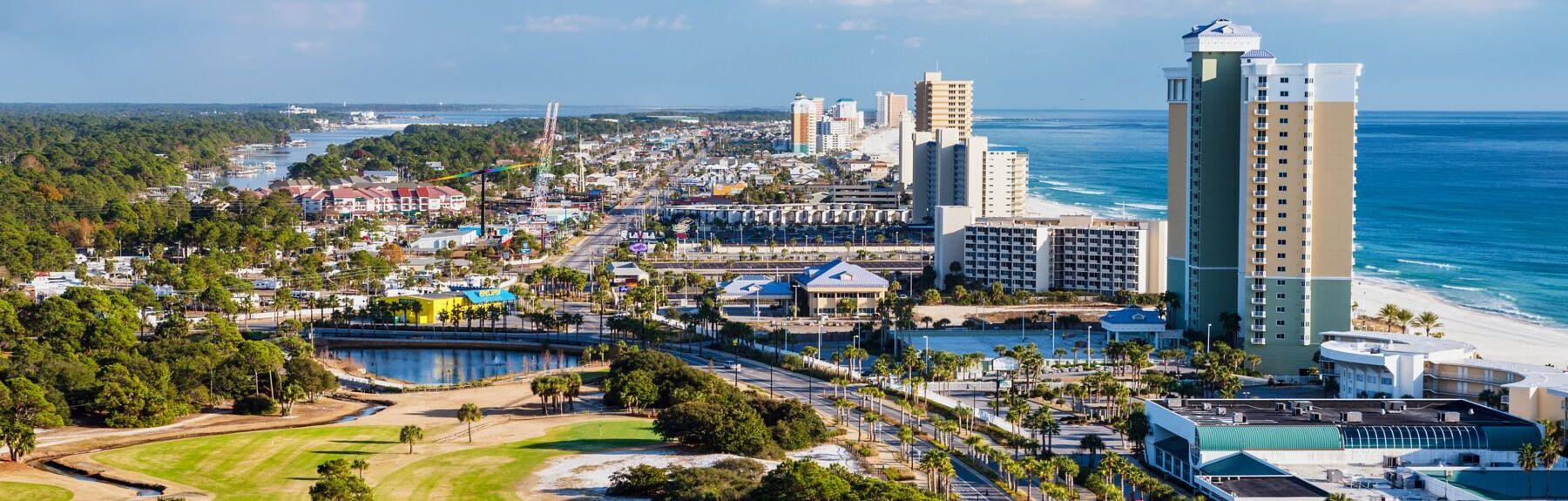 Panama City, Φλόριντα, Ηνωμένες Πολιτείες