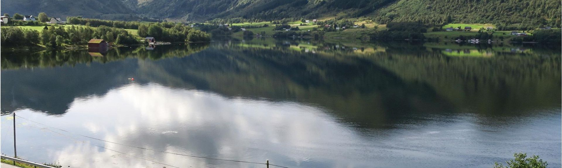 Flatraket, Norway