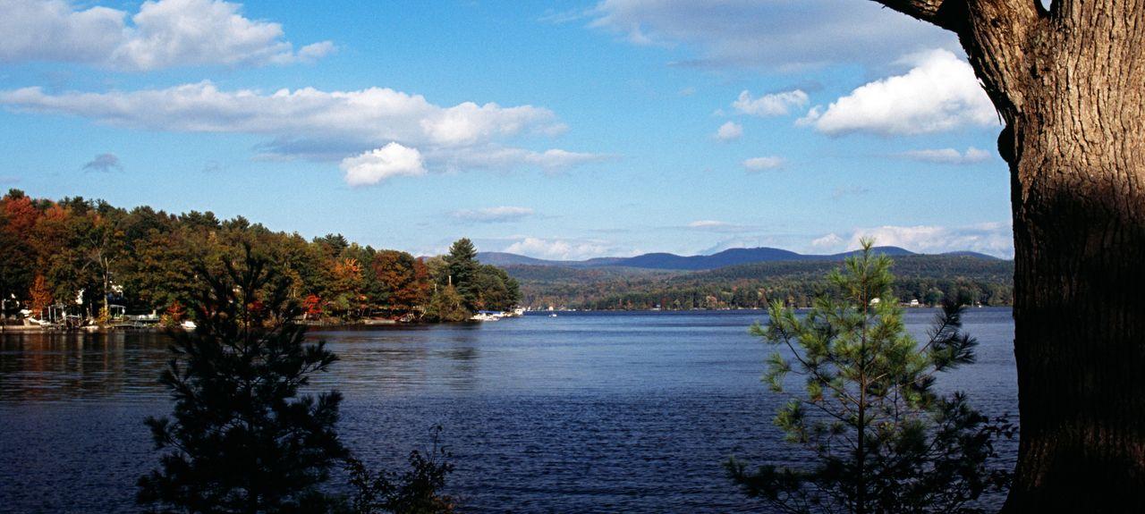 Lake Bomoseen, Castleton, VT, USA