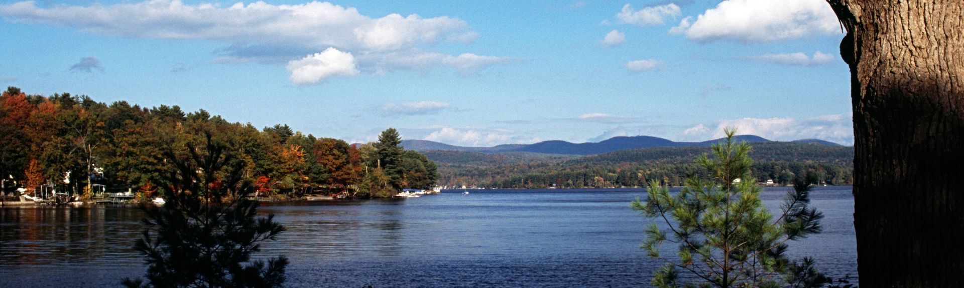 Lake Bomoseen, Fair Haven, Vermont, Verenigde Staten